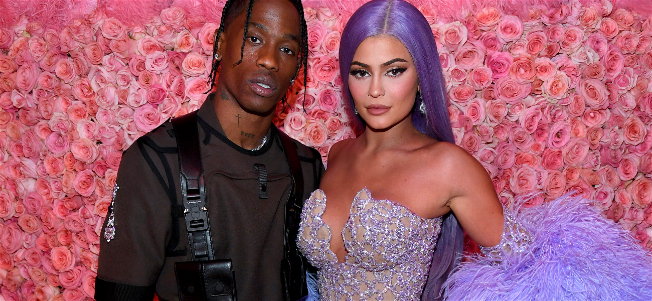 Kylie Jenner Hints She's Getting Back Together With Travis Scott