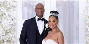 NBA Legend Byron Scott Weds 'Basketball Wive's Star CeCe Gutierrez