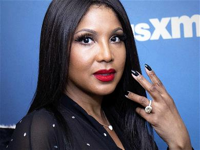 Toni Braxton Allegedly Owes Nearly Half a Million Dollars in Back Taxes