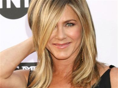 This Is Who Jennifer Aniston'Crushed' On 'Friends'