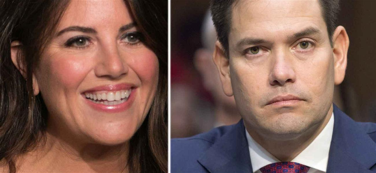Monica Lewinsky Claps Back at Marco Rubio: Don't Blame the Intern!