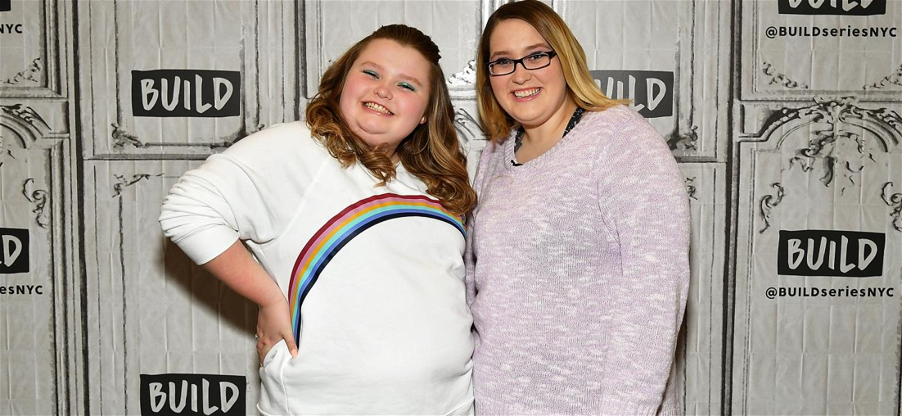 Honey Boo-Boo's Sister Shares A Photo Ahead Of Her First Day Of High School