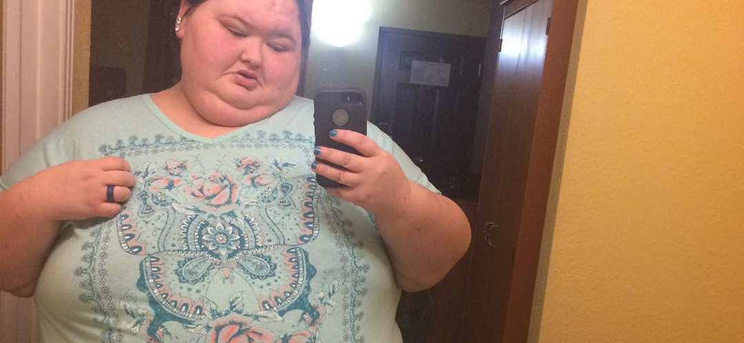 '1000 LB Sisters' Amy Slaton-Halterman Shows Off Drastic Weight Loss — See The Picture!