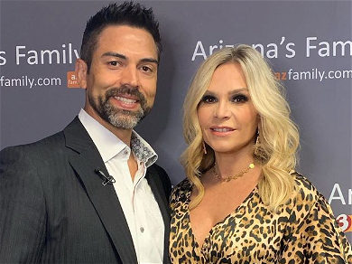 'RHOC' Star Tamra Judge's Husband Eddie Says Reality Show Is Fake After Catching Major Heat From Fans
