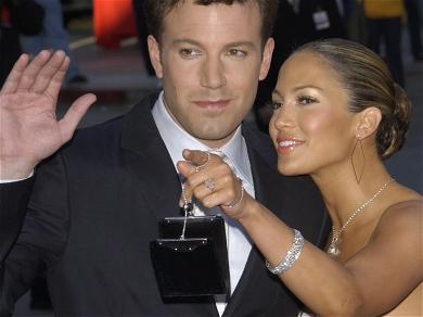 Jennifer Lopez And Ben Affleck Are REALLY Back Together?!