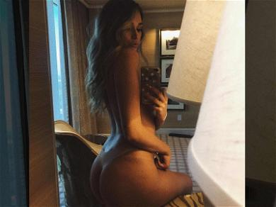April Love Geary Shows Off Ass-tastic Bounce Back After Giving Birth