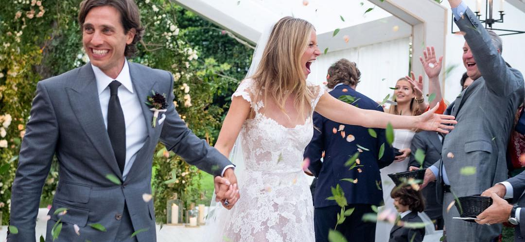 Gwyneth Paltrow's Finally Moving in With Brad Falchuk One Year After Wedding