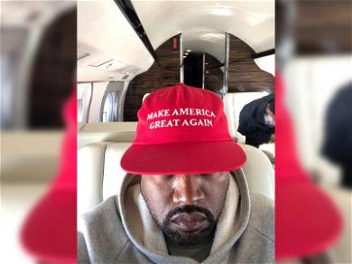 Kanye West Sports MAGA Hat on Twitter: 'This Represents Good'