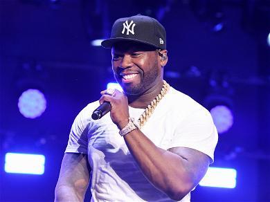 50 Cent Shows No Remorse After Shading Taraji P Henson.