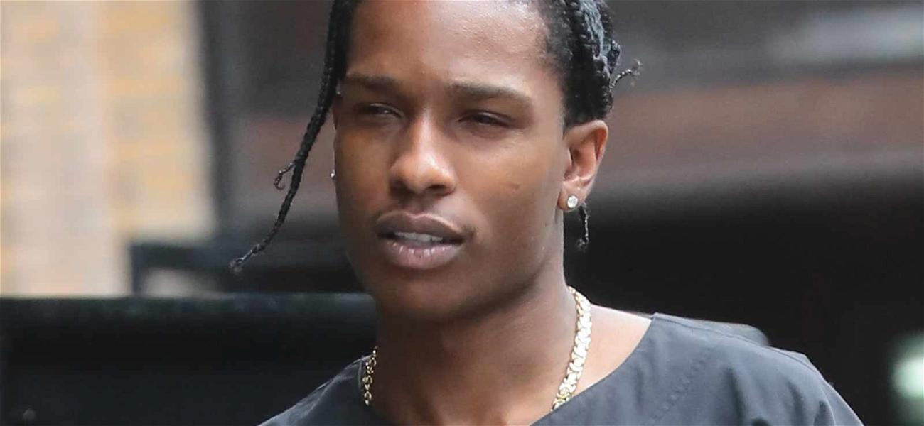 A$AP Rocky Has Some 'Fu**in' Problems' with Uncle Sam