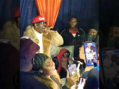 R. Kelly Actually Threw Himself a Birthday Party Amid Controversy: 'I Don't Give a F*ck!'