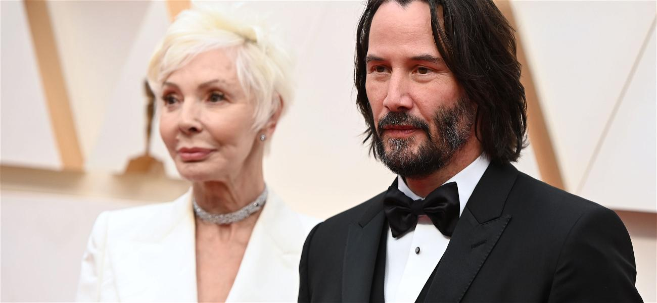 Keanu Reeves Thrills Fans By Taking His Mom To The Oscars
