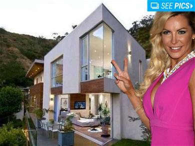 Hugh Hefner's Widow Finally Takes Control of Her House
