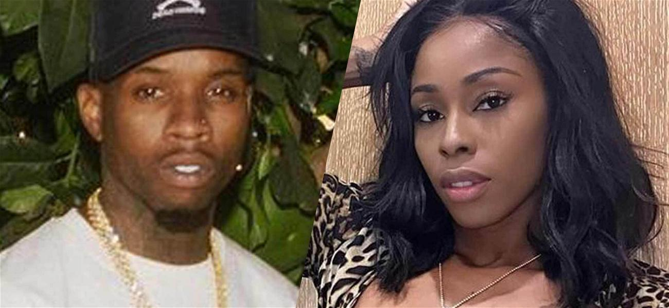 Rapper Future's Baby Mama Eliza Reign Goes On Date With Tory Lanez