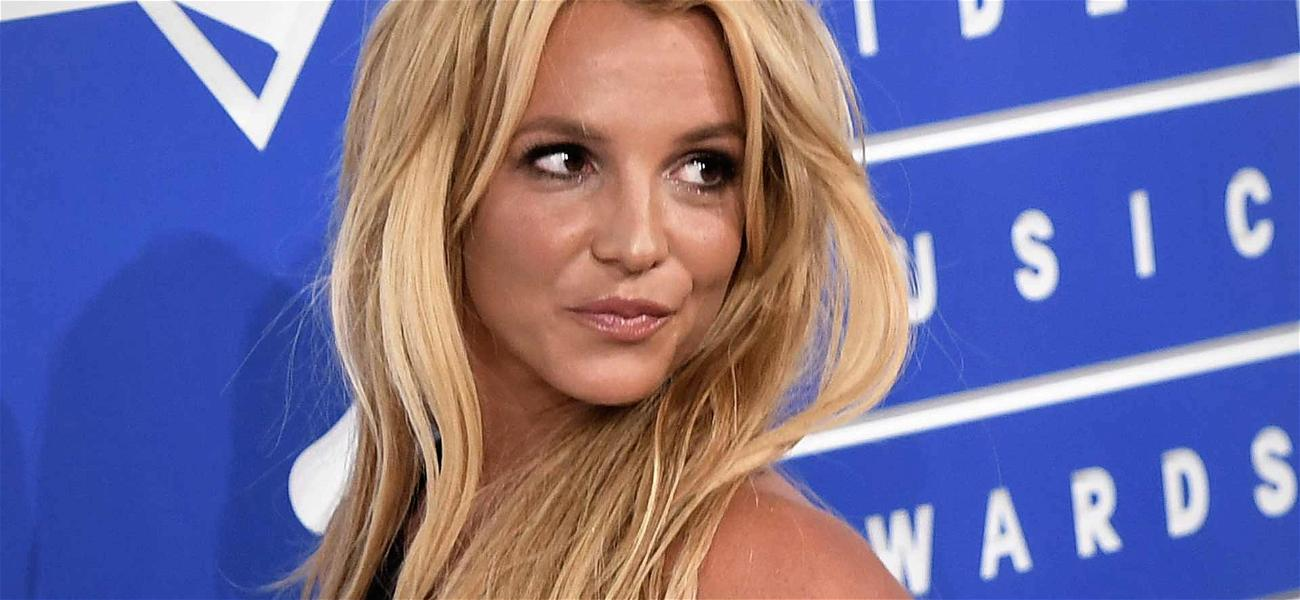 Britney Spears Shows Off $6k Christian Louboutin Heels That She's Never Even Worn