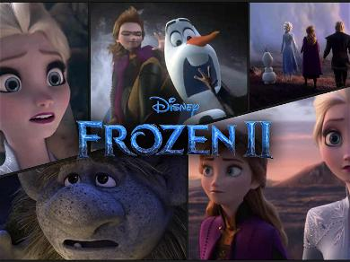 Elsa Refuses to Let Go of Her Past in First Trailer for 'Frozen II'