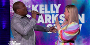 Kelly Clarkson Talks Eddie Murphy With Tituss Burgess, Months After Actor's Andy Cohen Beef