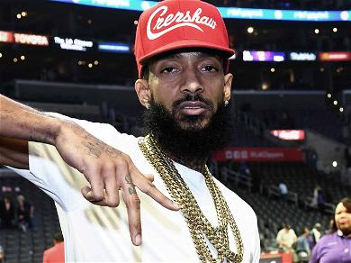 Nipsey Hussle's Body Picked Up from Coroner, Transported to South L.A. Mortuary