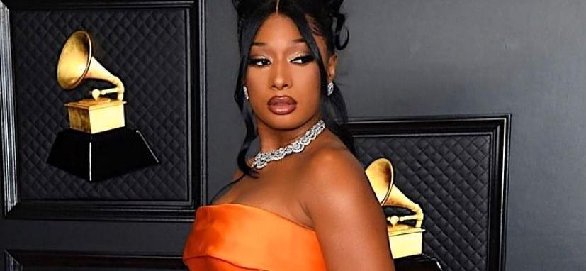 Megan Thee Stallion Wins Her First Grammy For 'Savage' Remix With Beyoncè