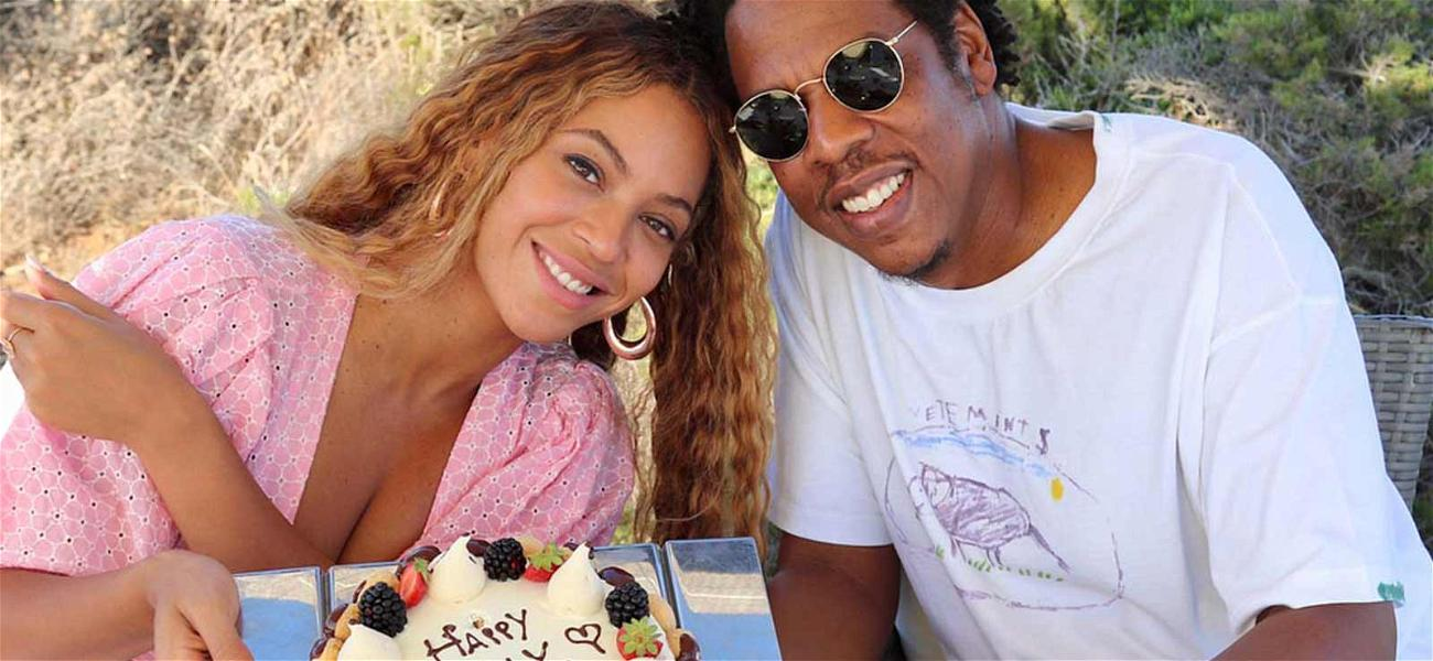 Beyoncé Shares Intimate Photos with Jay-Z From 37th Bday Celebration