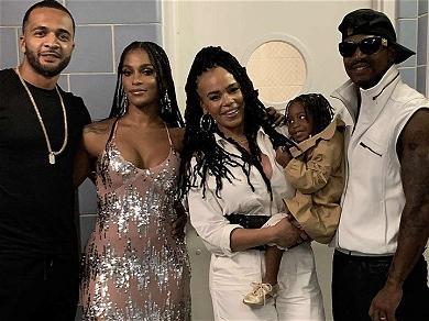 'Love & Hip Hop' Star Joseline Hernandez and Stevie J. End Custody War, All Smiles Hanging Together