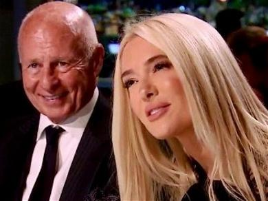 Erika Jayne's Husband Close To Being Evicted From $16-Million Mansion, 'RHOBH' Star Unfazed