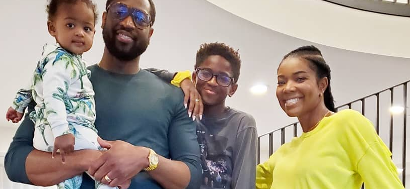 Gabrielle Union Seen Leaning On Dwyane Wade for Support Amid 'AGT' Drama