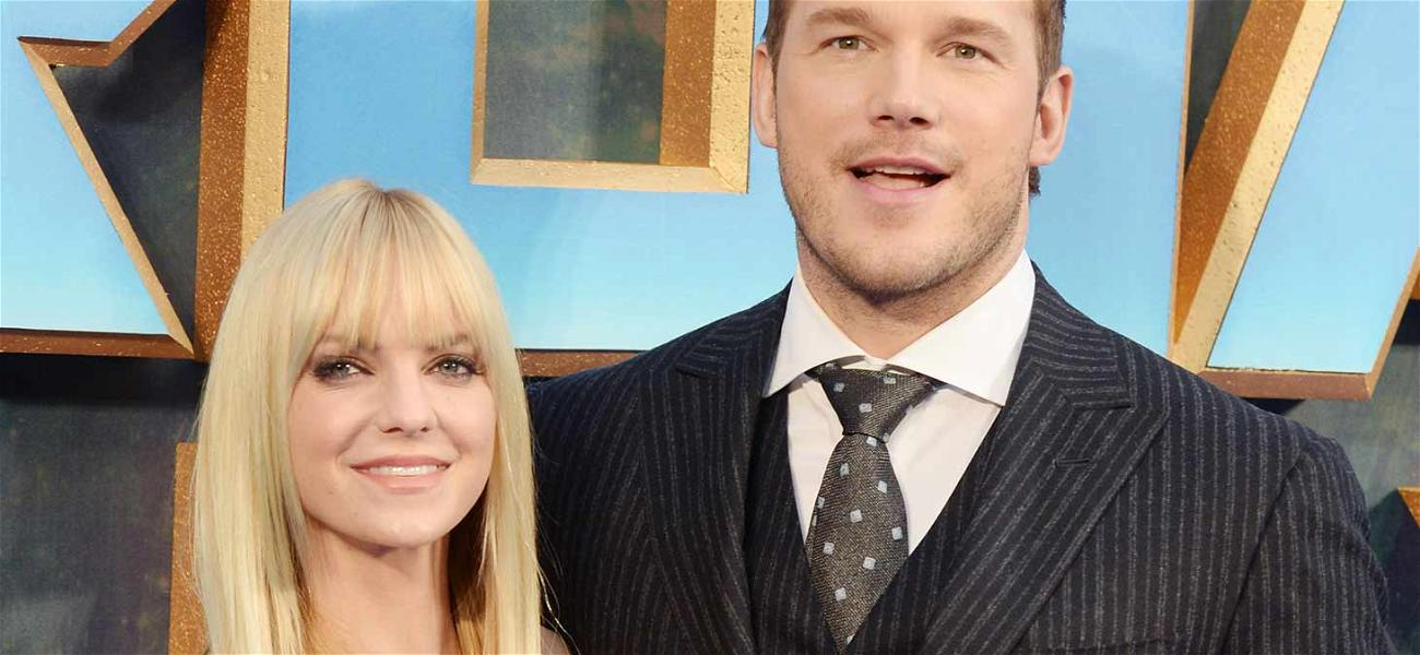Chris Pratt & Anna Faris Unload $5 Million Family Mansion Following Divorce Settlement