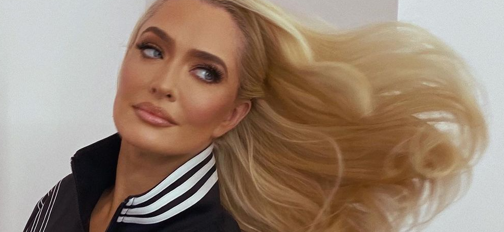 Erika Jayne Still Silent About Claims She Stole From Orphans, Friend Leaks Info