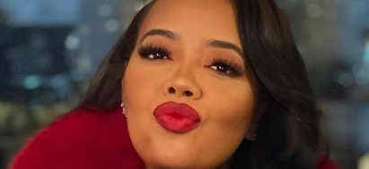 Angela Simmons Has Last-Minute Shopping Photoshoot In Middle Of Target Aisle