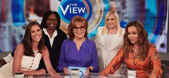 The Cast Of 'The View' Can't Agree On The Ellen Degeneres, George W. Bush Controversy