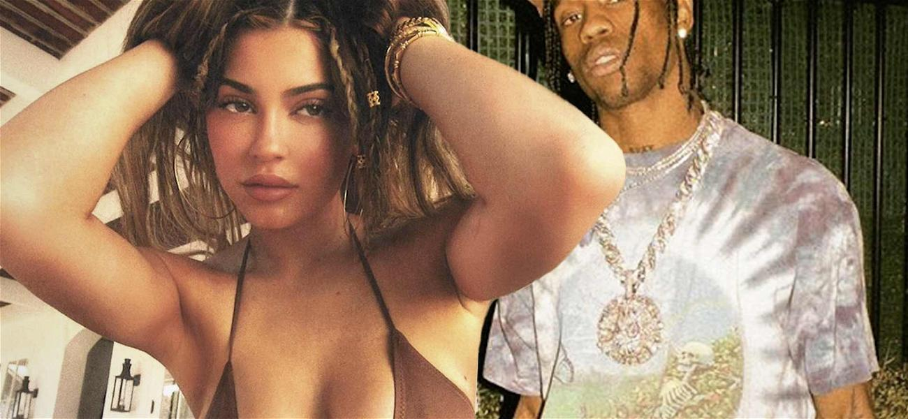 Kylie Jenner Drops Latest Clue That She's Back Together With Travis Scott