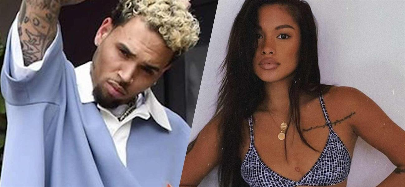 Chris Brown Told 'Put A Ring On' Ammika Harris After 'Momma' Comment