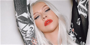 Christina Aguilera Unleashes Curves In Late-Night Leather