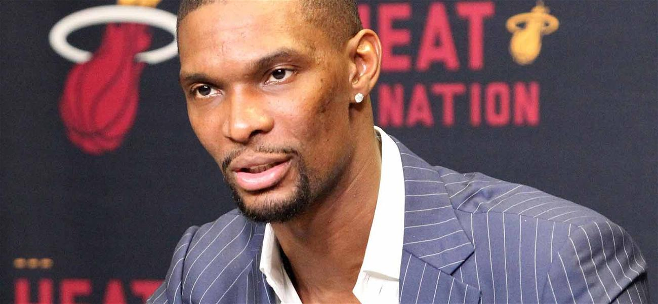 Chris Bosh's Mom Questions His 'Character,' Wonders Why Someone So Rich Would 'Evict His Sick Mother'