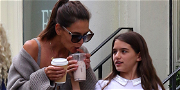 Katie Holmes Spends Quality Time With Suri Cruise After Jamie Foxx Split