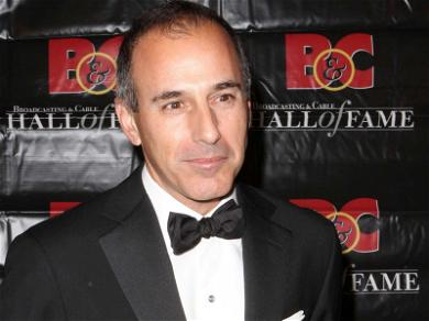 Matt Lauer May Get Kicked Out of the Broadcasting & Cable Hall of Fame