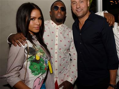 Diddy Parties With Famous Friends in Miami