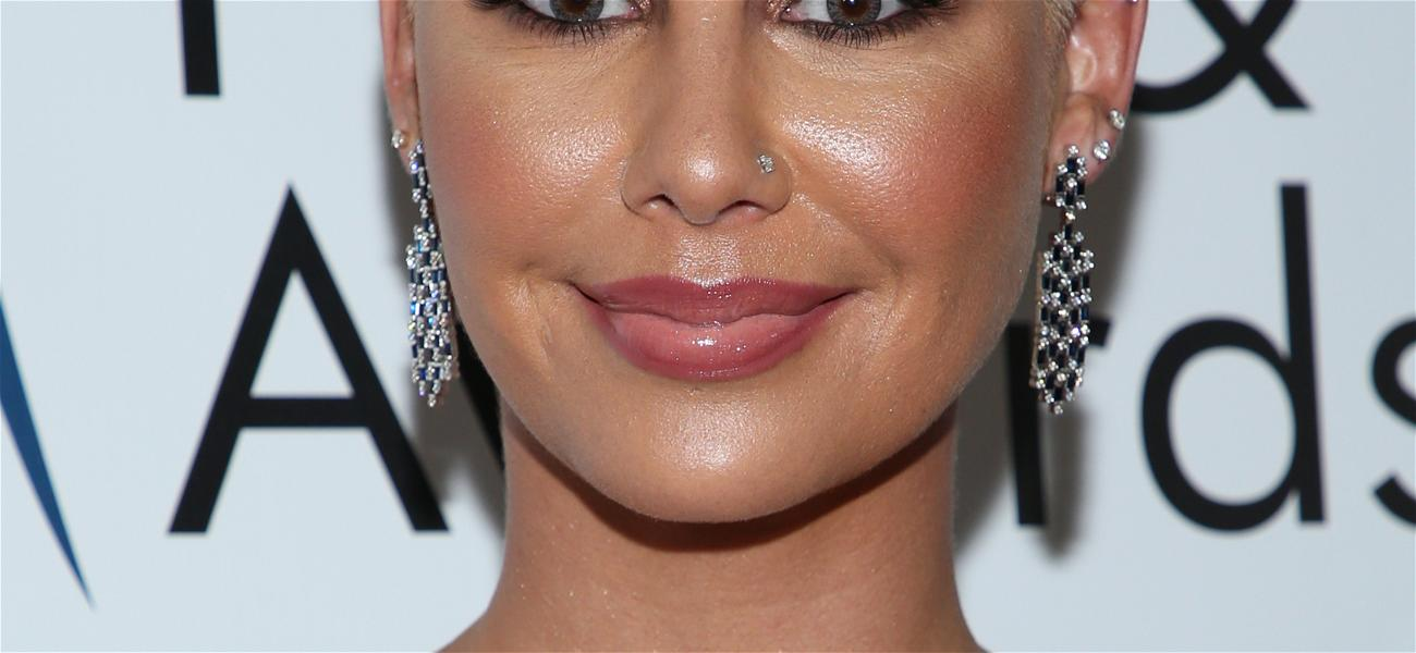Fans Are Angry At Amber Rose For IG Comment