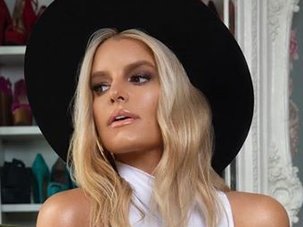 Jessica Simpson Looks Back At It In Bootylicious Thirst Trap