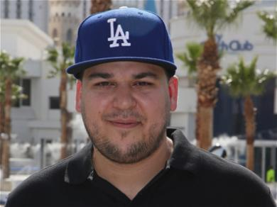 Rob Kardashian May Take a Huge Step to Shed His Remaining Pounds