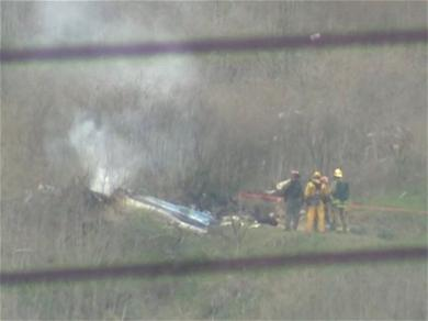 Kobe Bryant's Helicopter Had NINE Victims Aboard During Deadly Crash