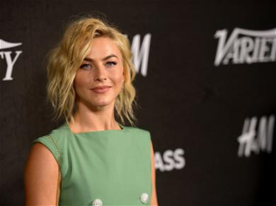 Julianne Hough Says She Didn't Leave 'AGT' Because Of Its Toxic Culture