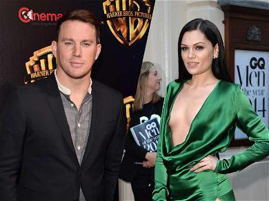 Channing Tatum and Jessie J Still Going Strong on Date Night in Hollywood