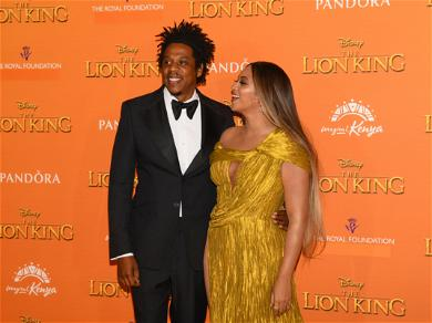 Jay-Z Discusses His Decision to Remain Seated with Beyoncé at the Super Bowl