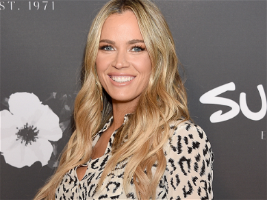'RHOBH' Star Teddi Mellencamp Shows Off Baby Bump Hanging With New 'Housewives'