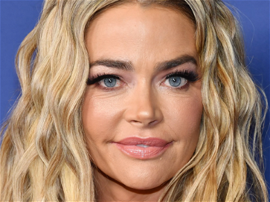 'RHOBH': Denise Richards Fights Back Tears After Confronted With Brandi Glanville Affair Rumors
