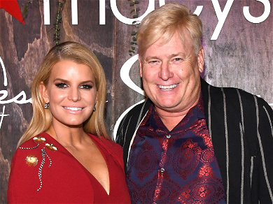 Jessica Simpson Was Shocked By Dad Joe Bringing Male Model As Guest To Her Wedding
