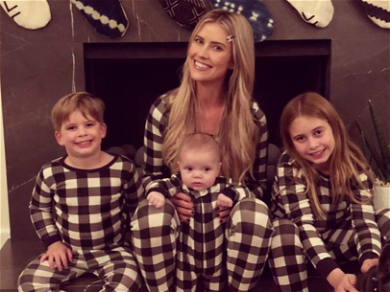 Christina Anstead On Having More Kids: 'Oh, No. We're Done'