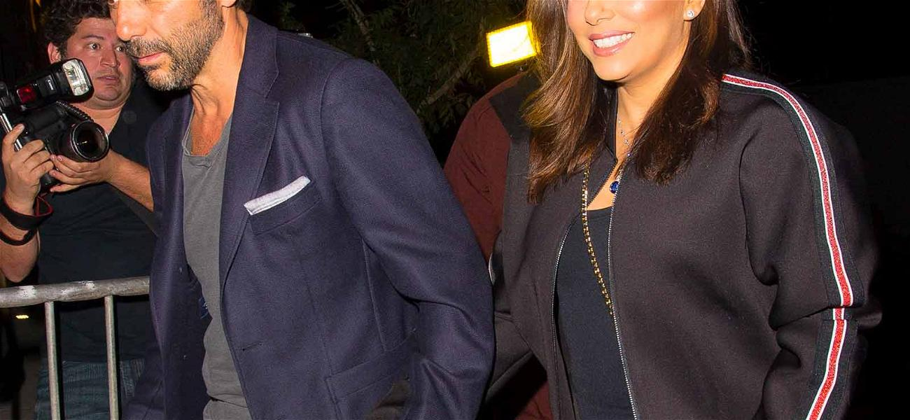 Eva Longoria Is Pregnant With a Baby Boy!!!